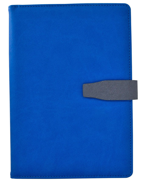 Executive Log Thermo PU Diva Blue
