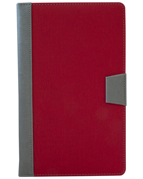 Deluxe Planner Thermo PU Havana Red