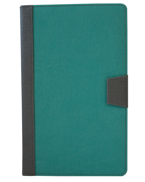 Deluxe Planner Thermo PU Havana Turquoise