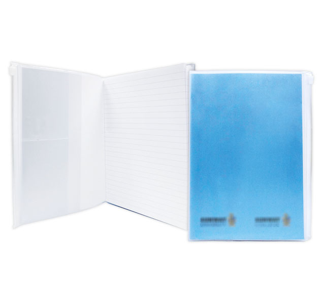 Zen Zip Notebook PVC