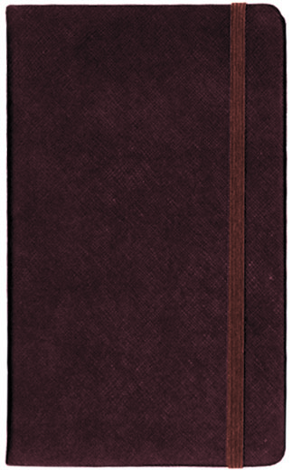 Deluxe Planner Thermo PU Hagen Brown