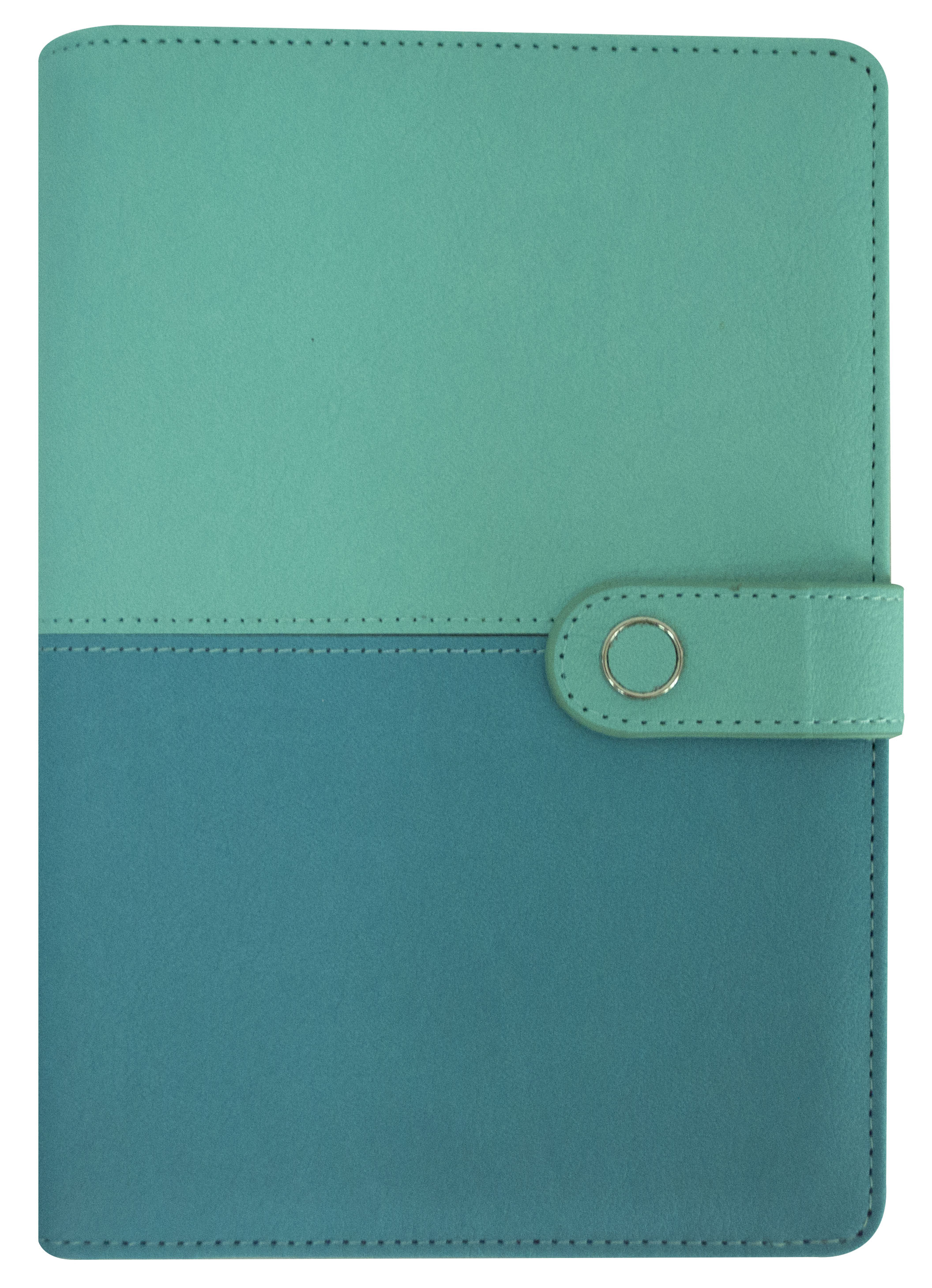 Executive Log Thermo PU Iris Turquoise