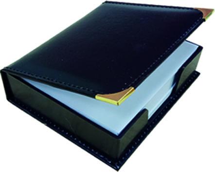Single Memo Box Bonded Paper Based